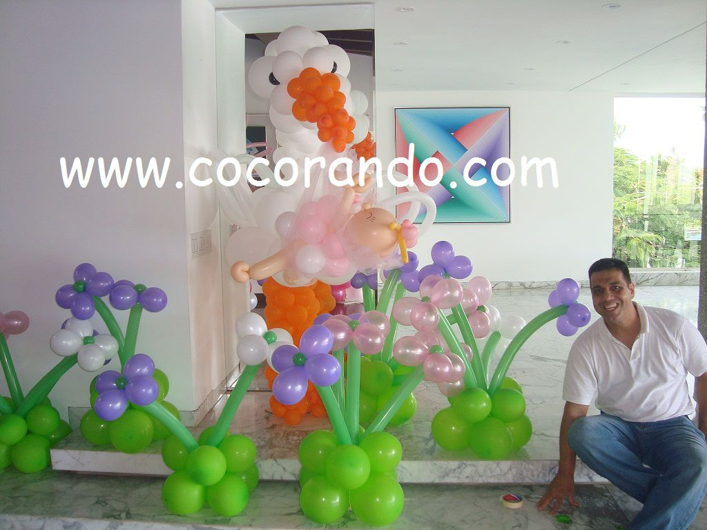 decoracion con globos para baby shower nia ecro ajilbab com portal